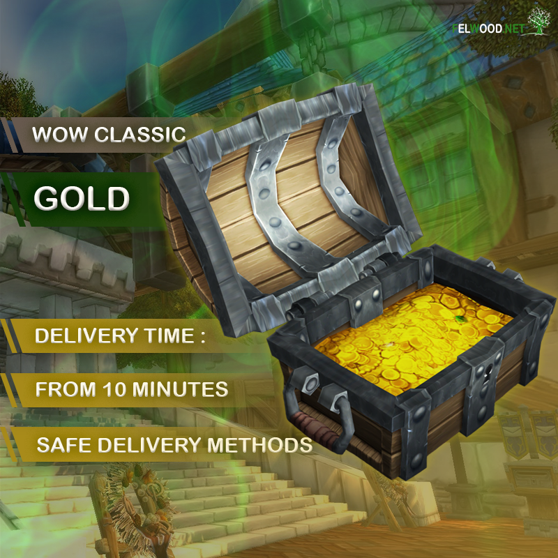 Gold WoW Classic
