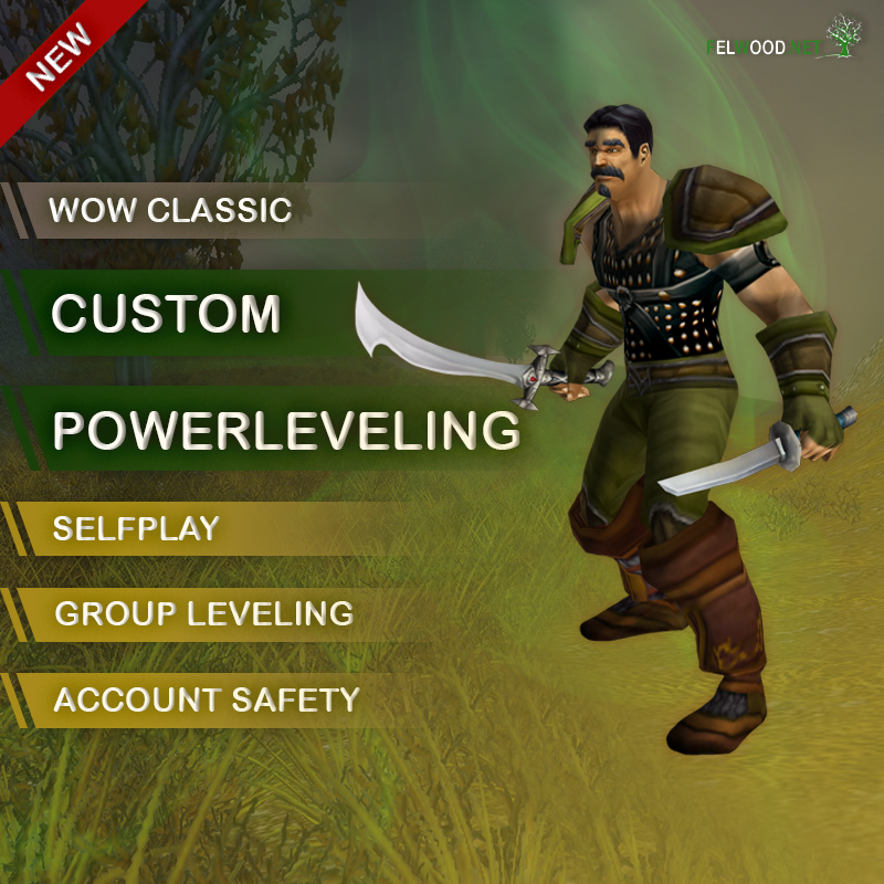 Custom Selfplay Powerleveling