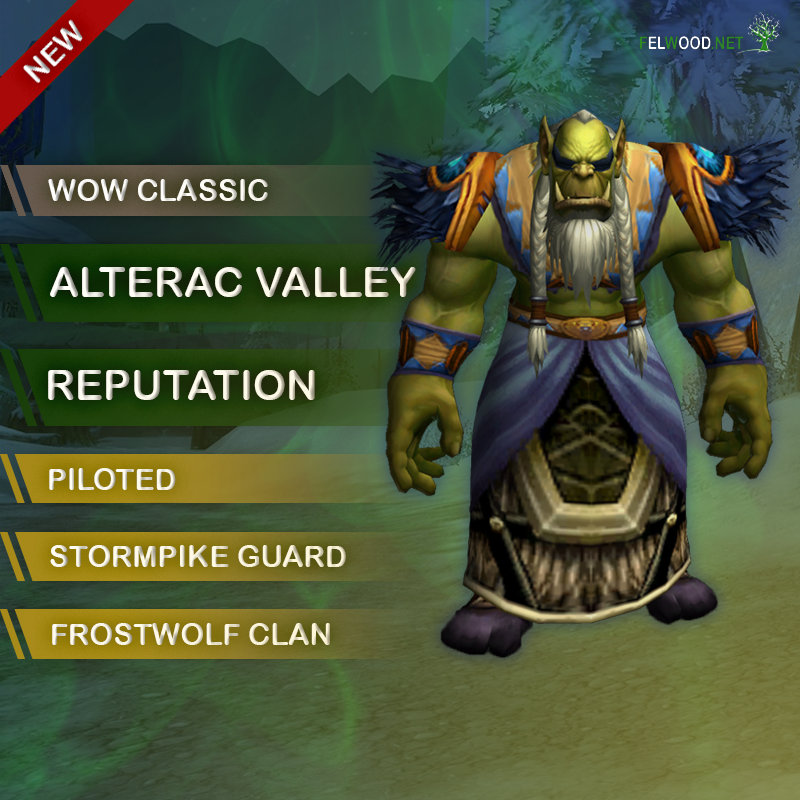 Alterac Valley Reputation