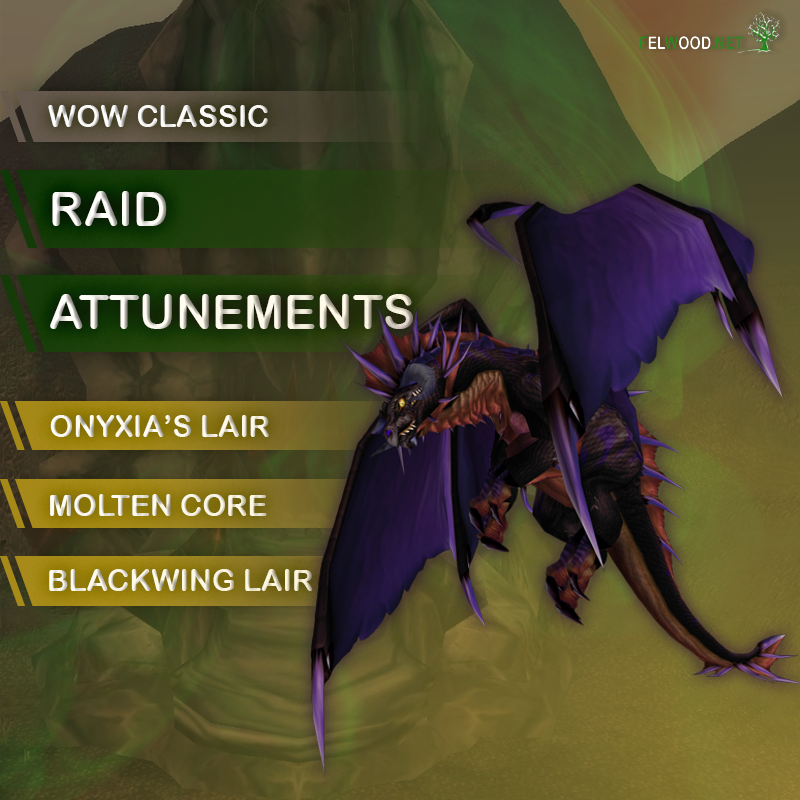 Raid Attunements