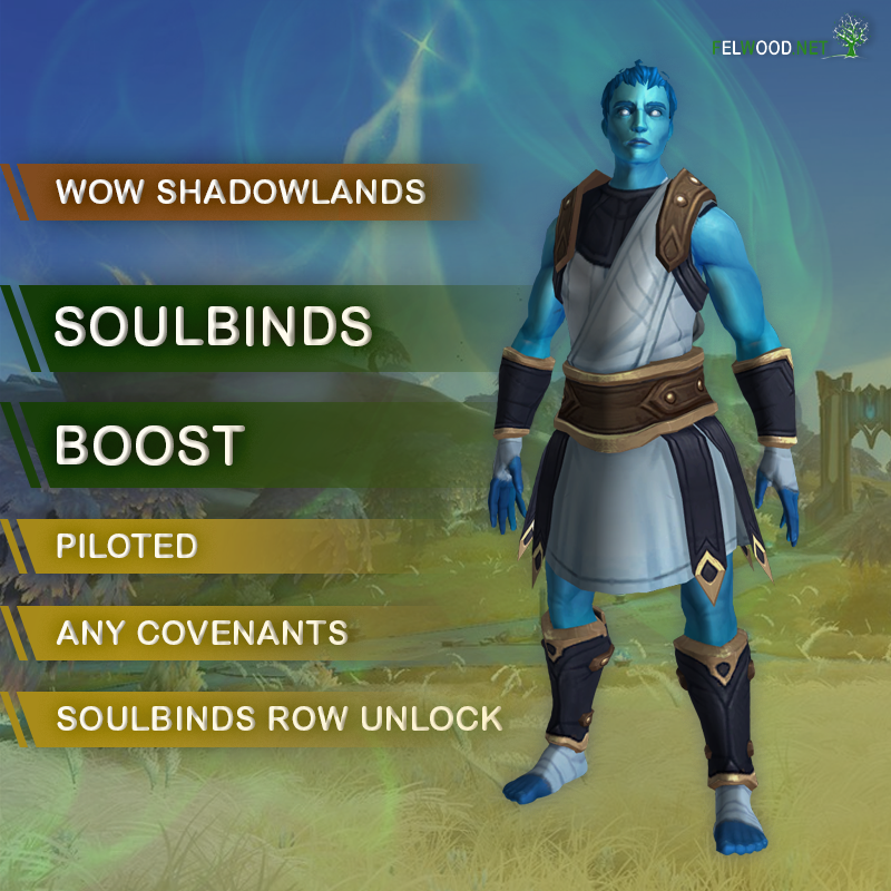 Soulbinds Boost
