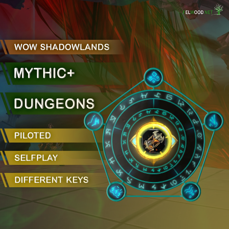 Mythic+ Dungeons