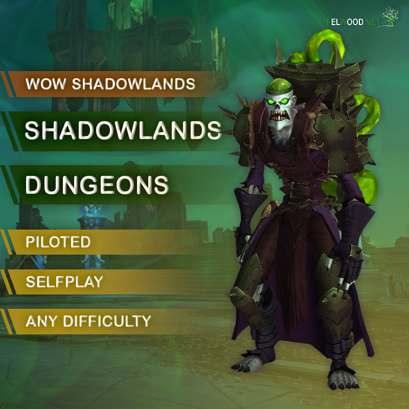 Shadowlands Dungeons