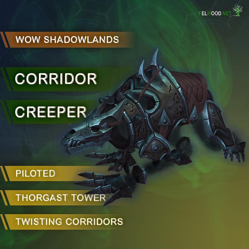 Corridor Creeper