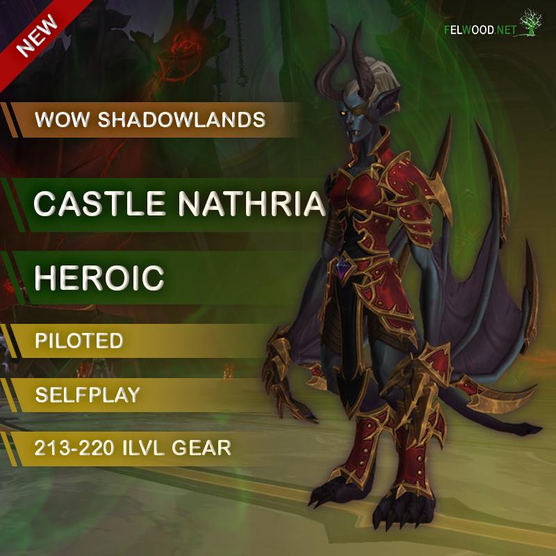 Castle Nathria Heroic Run