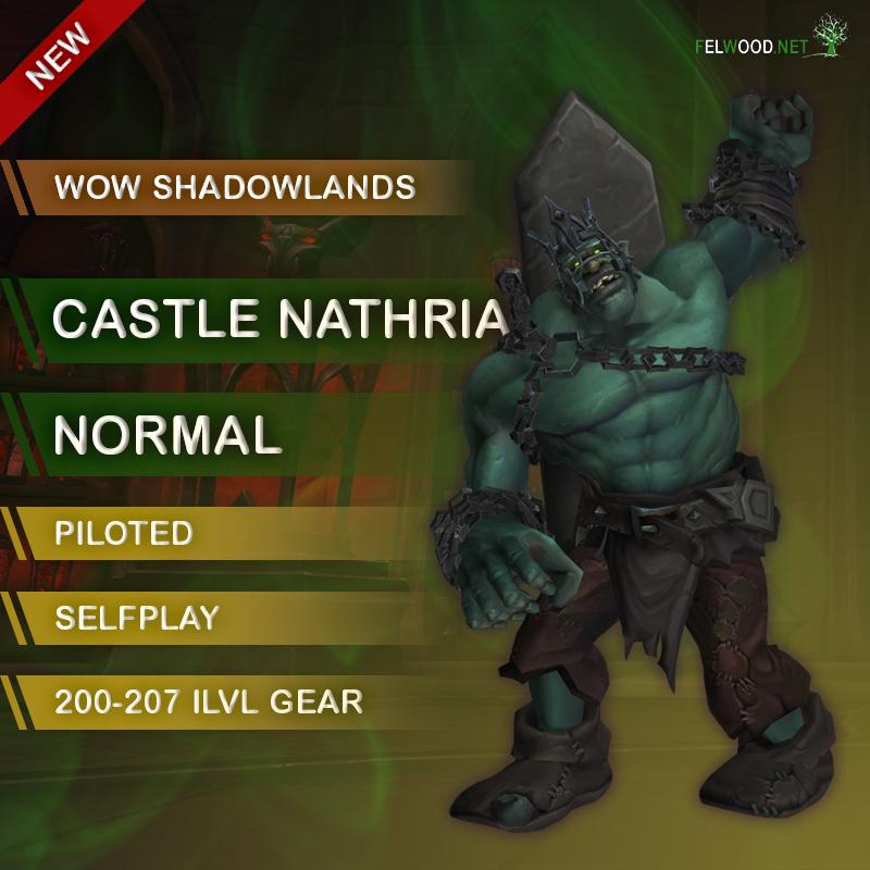 Castle Nathria Normal Run