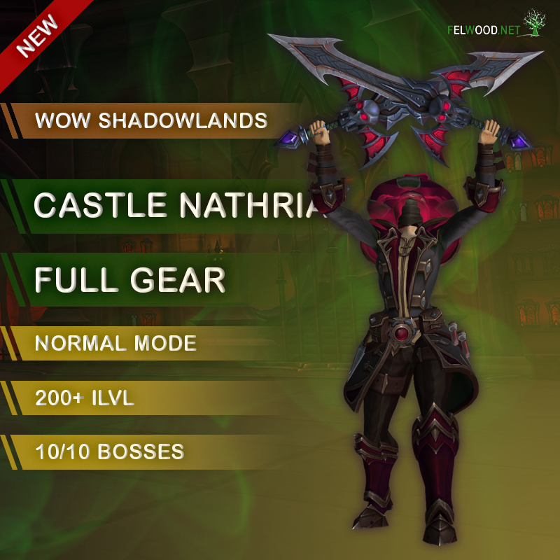 Castle Nathria Normal Full Gear