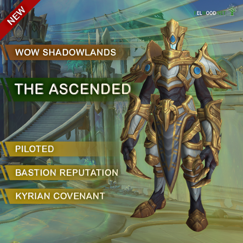 The Ascended