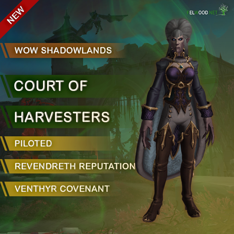 Court of Harvesters