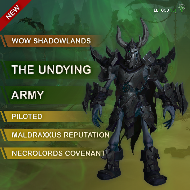 The Undying Army